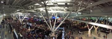 PAX East Expo Hall